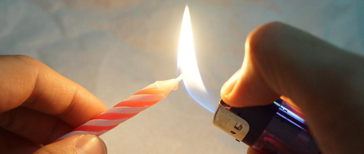 Feuerzeuge aller Art: Stab-, Metall-, USB oder Elektronikfeuerzeuge
